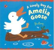 Cover art for A LOVELY DAY FOR AMELIA GOOSE