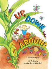 Book Cover for UP, DOWN, AND AROUND