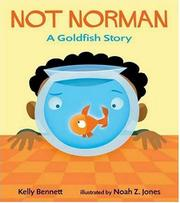 Cover art for NOT NORMAN