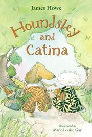 Cover art for HOUNDSLEY AND CATINA