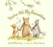 Book Cover for YOU'RE ALL MY FAVORITES