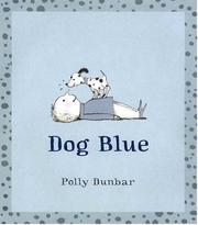 Book Cover for DOG BLUE