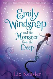 Cover art for EMILY WINDSNAP AND THE MONSTER FROM THE DEEP