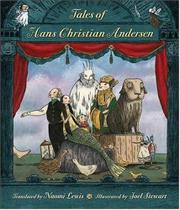 TALES OF HANS CHRISTIAN ANDERSEN by Hans Christian Andersen