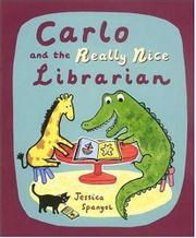 Cover art for CARLO AND THE REALLY NICE LIBRARIAN