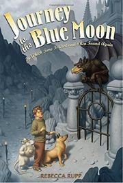 Book Cover for JOURNEY TO THE BLUE MOON