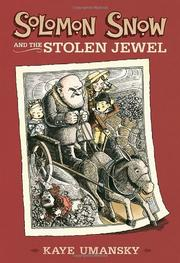Book Cover for SOLOMON SNOW AND THE STOLEN JEWEL