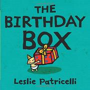 Cover art for THE BIRTHDAY BOX