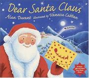 Cover art for DEAR SANTA CLAUS
