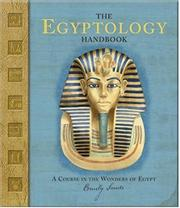 Book Cover for THE EGYPTOLOGY HANDBOOK