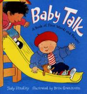 BABY TALK by Judy Hindley