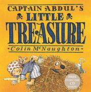 Cover art for CAPTAIN ABDUL'S LITTLE TREASURE