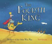 Cover art for THE FOURTH KING