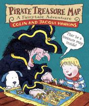 Book Cover for PIRATE TREASURE MAP