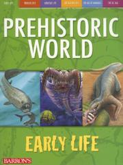 PREHISTORIC WORLD by Dougal Dixon