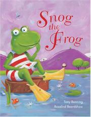 Cover art for SNOG THE FROG