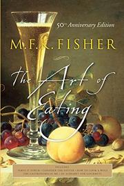 Cover art for THE ART OF EATING