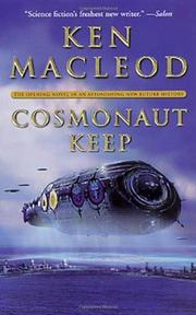 Book Cover for COSMONAUT KEEP