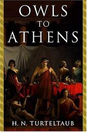 Cover art for OWLS TO ATHENS