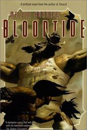 Cover art for BLOODTIDE