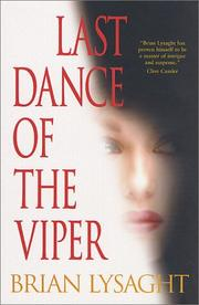 LAST DANCE OF THE VIPER by Brian Lysaght