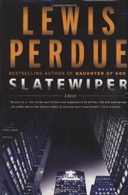 SLATEWIPER by Lewis Perdue