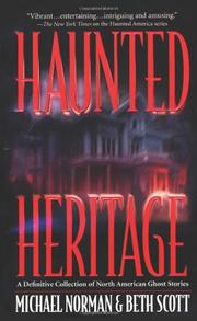 Book Cover for HAUNTED HERITAGE
