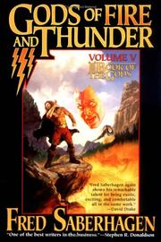Cover art for GODS OF FIRE AND THUNDER