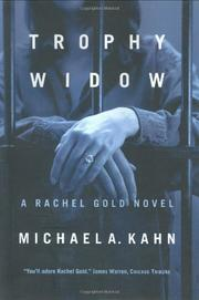 Cover art for TROPHY WIDOW