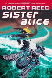Cover art for SISTER ALICE