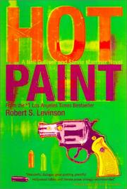 HOT PAINT by Robert S. Levinson
