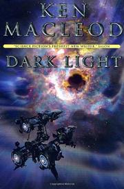 Cover art for DARK LIGHT