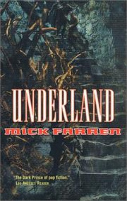 UNDERLAND by Mick Farren