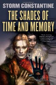 Cover art for THE SHADES OF TIME AND MEMORY