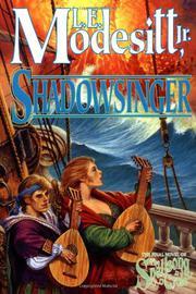 SHADOWSINGER by Jr. Modesitt