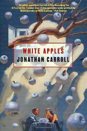 Book Cover for WHITE APPLES