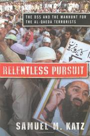 RELENTLESS PURSUIT by Samuel M. Katz