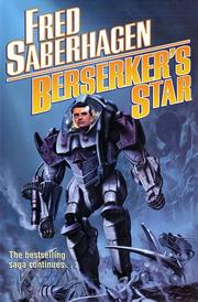 BERSERKER'S STAR by Fred Saberhagen
