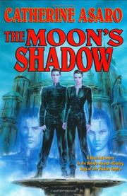 Book Cover for THE MOON'S SHADOW