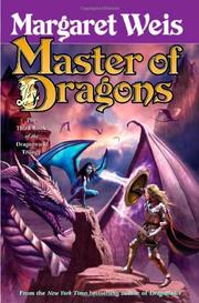 Cover art for MASTER OF DRAGONS