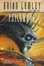 PSYCHAMOK by Brian Lumley