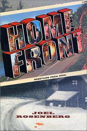 HOME FRONT by Joel Rosenberg