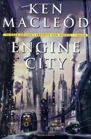 Cover art for ENGINE CITY