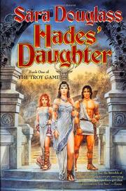 Cover art for HADES' DAUGHTER