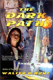 Cover art for THE DARK PATH