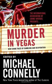 MURDER IN VEGAS by Michael Connelly