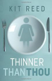 Cover art for THINNER THAN THOU
