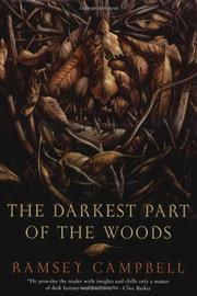 Cover art for THE DARKEST PART OF THE WOODS