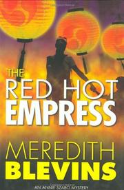 THE RED HOT EMPRESS by Meredith Blevins