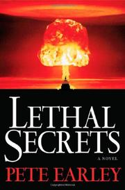 Cover art for LETHAL SECRETS